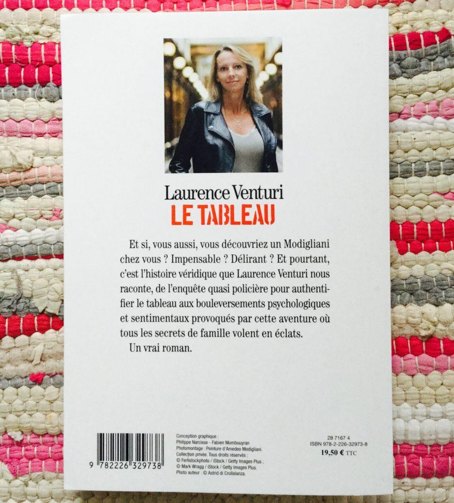 Le Tableau De Laurence Venturi